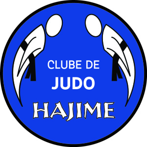 Hajime logo tudo branco