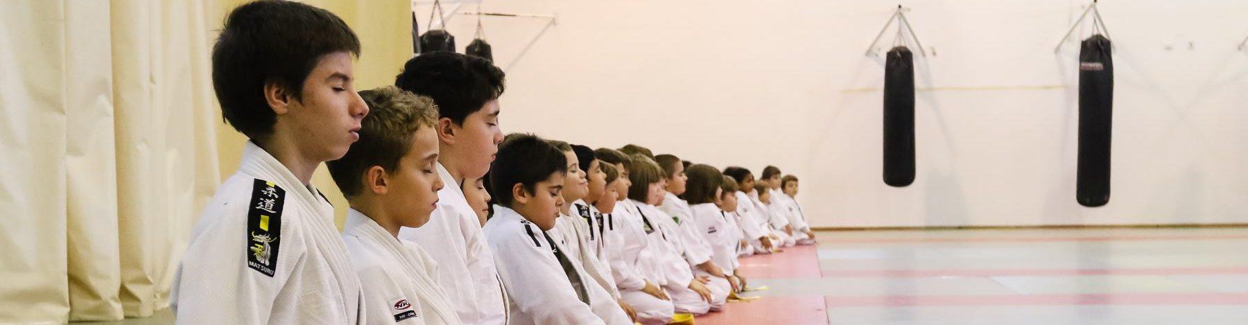 Clube de Judo Hajime